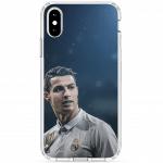 coque pour iPhone X Cristiano Ronaldo