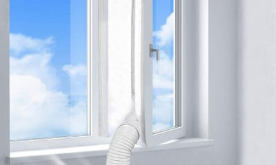 Top joint de fenêtre pour climatisation