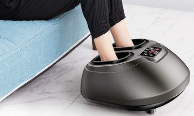 Classement meilleur appareil massage pied